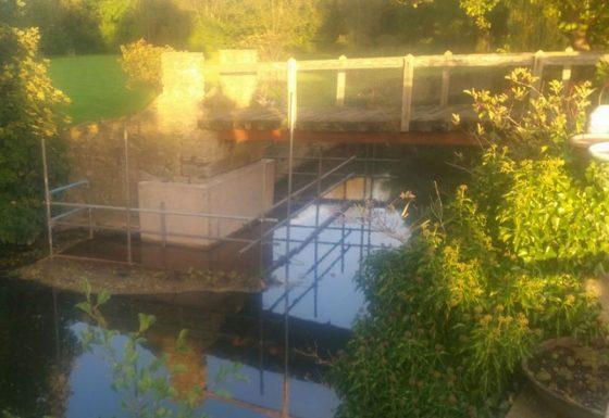 Reinforcement & Bridge Anchoring