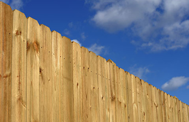 Closeboard & Feather Edge Fencing