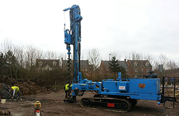 Mini Piling Limited Access Rigs